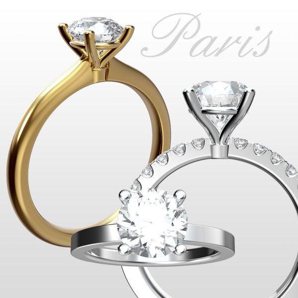 Handla Paris ring!