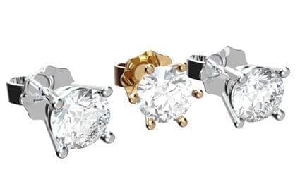 Diamantörhängen i världsklass